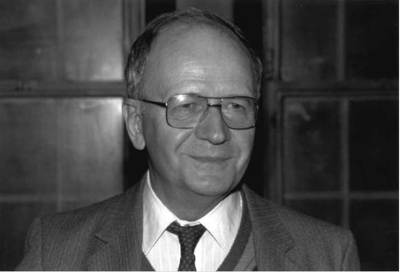 The late Edouard Jeauneau