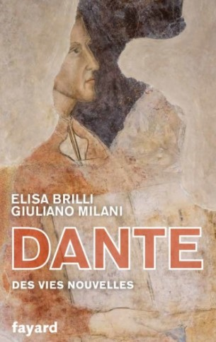 Book Cover Featuring Image of Dante