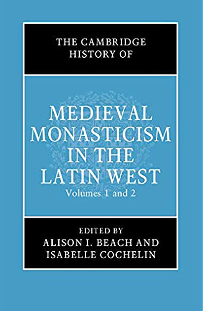 Book Cover for Medieval Monasticism