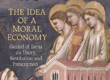 Book Cover for Idea of a Moral Economy