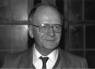 The late Edouard Jeauneau