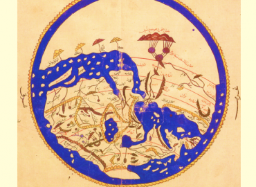 al-Idrisi's map